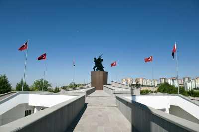 Sakarya Şehitleri Zafer Anıtı Ve Müzesi