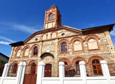 sweti georgi kilisesi