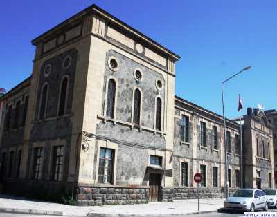 İl Genel Meclis Binası - Kültür Varlıkları Koruma Bölge Müdürlüğü Binası