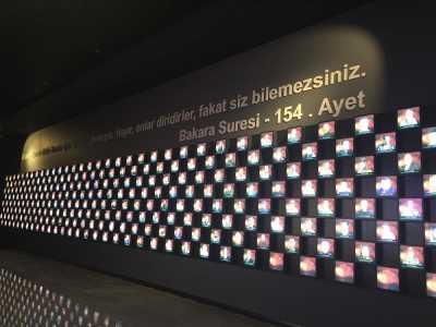 Kahramankazan 15 Temmuz Şehitleri ve Demokrasi Müzesi