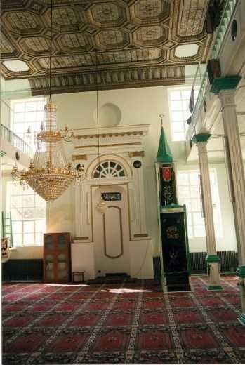 Yeni Camii (Sinagog)
