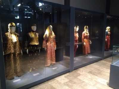 Yöresel Kıyafetler