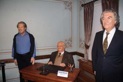Çorlu Yılmaz Büyükerşen Balmumu Heykeller Müzesi